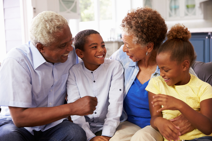 Do Grandparents Have Visitation Rights?