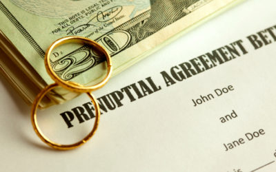 Five Reasons Why Prenuptial Agreements Are Important
